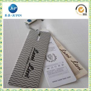 2016 Best Price Custom Kraft Paper Hang Tags, Vintage Paper Hangtag (JP-HT012) pictures & photos