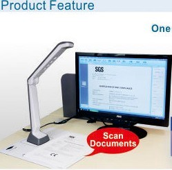 A4 Portable Document Camera S300p, Document Webcam Scanner Eloam S300p for Education, Office Industry pictures & photos