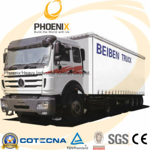 380HP 420HP Beiben High Roof Ng80 Trailer Head 6X4 for African Market with Mercedes Benz Technology pictures & photos