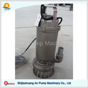 Corrosion Resisting Submersible Chemical Pump Used in Industry Factory pictures & photos