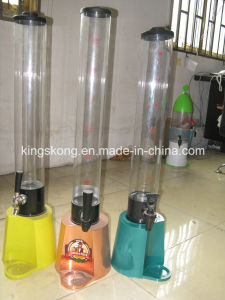 Cold Draft Beer Tower Beverage Dispenser with Ice Holder pictures & photos
