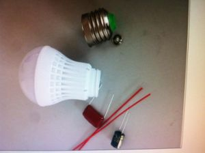 Unique Designed SMD5730 Cheap Price E27 B22 LED Bulb Parts pictures & photos