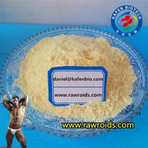 Gain Muscle Burning Fat Yellow Powder Tren E / Trenbolone Enanthate 10161-33-8