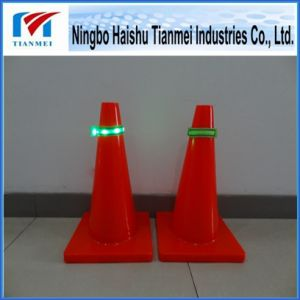 100% New PVC Material Safety Traffic Cone for Sale pictures & photos
