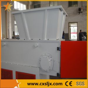 PP PE Film Recycling Single Shaft Shredding Machine pictures & photos