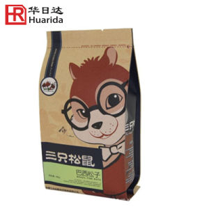 Heavy-Duty Pet Food Packaging Bag with Side Gusset and Zipper pictures & photos
