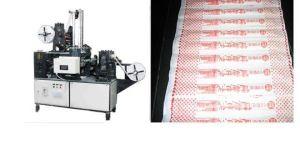 Automatic Tongue Spatula Packing Wrapping Machine
