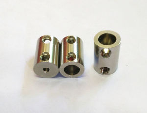 Rigid Coupling Aluminum Shaft Coupling Coupler Motor Transmission Connector Pack pictures & photos