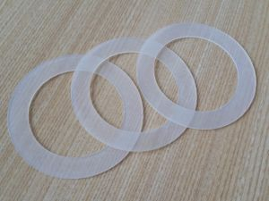 Moulded Silicone Gasket, Silicone O Ring, Silicone Seal Made with 100% Virgin Silicone pictures & photos