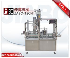 Coffee Capsule Filling and Sealing Machine pictures & photos