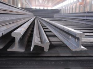 BS 75A/90A/100A Railway Steel Rail pictures & photos