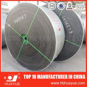 Quality Assured Nn Nylon Rubber Conveyor Belt Strength100-1000n/mm Width400-2200mm pictures & photos