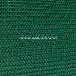 PVC Dark Green/Black Rough Top Pattern Incline Conveyor Belts pictures & photos