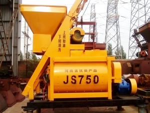 Twin Shaft Construction Mixing Machine with Sicoma Concrete Mixer pictures & photos