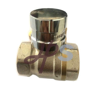 Brass Magnetic Ball Valve (HB51) pictures & photos