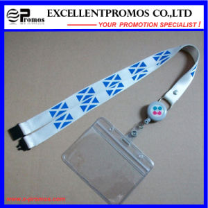 Cheap Custom Printed Neck Lanyards with Card Holder (EP-Y581417) pictures & photos