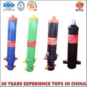 Front Mount Cylinder for Dump Truck or Truck Body Hydraulic Cylinder pictures & photos