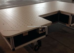 Air Blowing Working Table pictures & photos