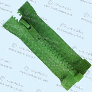 5# Close End Zipper Molded Zipper for Cloth pictures & photos