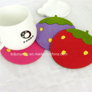 Fancy Handcrafted Felt Coasters as Promotion Gift pictures & photos