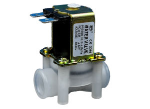 24V Feed Water Solevoid Valve for RO Water Purifier pictures & photos