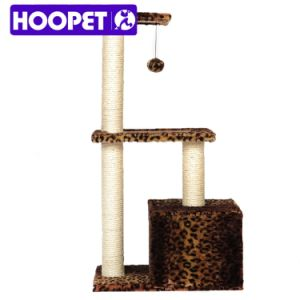 2016 Small Cat Tree with Hanging Ball pictures & photos