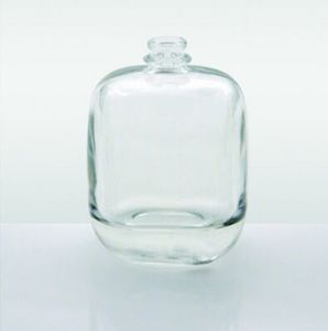 High Quality Clear Glass Bottle for Perfume pictures & photos
