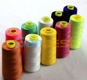 High Quality Poly/Poly Corespun Sewing Thread for Shirts pictures & photos