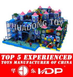 2016 Newest Outer Spacetheme Children Indoor Playground Equipment Priceshd15b-029A pictures & photos