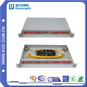 Kpmsp-Dds Serial Dust Proof Cover Fiber Optic Terminal Panel pictures & photos