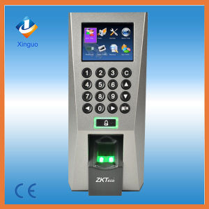 Waterproof Outdoor Metal Stainless Steel Network Biometric Fingerprint Access Control pictures & photos