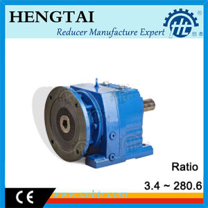 China Gearbox Manufacturer R Series Reducer pictures & photos
