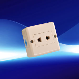 1 Gang European Wall Socket