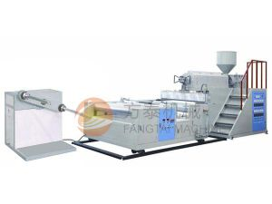 Bubble Film Making Machine (one extruder) 2layer Ftpe-800 pictures & photos