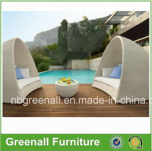 Outdoor Lounge for Bed / Sofa with Pillows (GN-3631L) pictures & photos