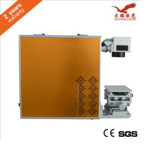 Portable Plastic Laser Marking Steel Ylp-20W pictures & photos