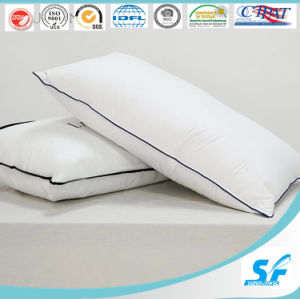 Luxury Child Soft Hotel 70% Goose Down 30% Feather Pillow pictures & photos