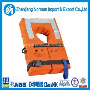 solas life jacket donning instructions
