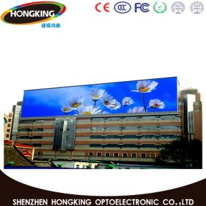 High Quality P10 LED Billboard with Outdoor Full Color pictures & photos