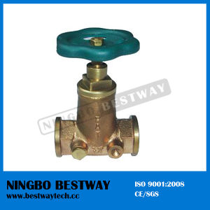 Economical Bronze Stop Valve Factory (BW-Q05) pictures & photos