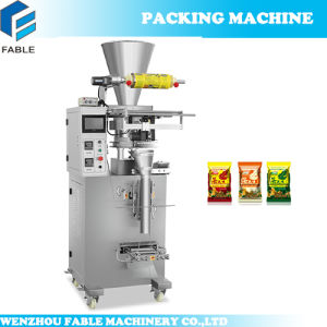 Granular Packing Machine for Sugar/Salt/Detergent Powder/Seeds/Nuts/Snack Foods (FB-1000G) pictures & photos