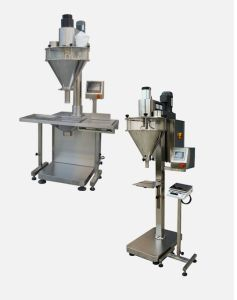 Semi-Automatic Powder Auger Filling Machine pictures & photos