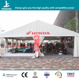 Exhibition Tent Without Doors for Car Show