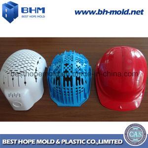 Plastic Safety Helmet Mold, Massage Helmet Plastic Mold (Helmet Mould) pictures & photos