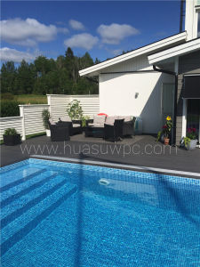 Lowest Price Wood Flooring WPC Swimming Pool Decking pictures & photos