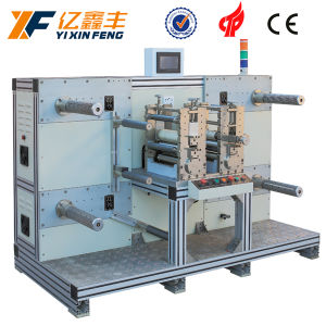 Automatic Feeding Rotary Die Cutting Machine with Rewinding Fuction pictures & photos