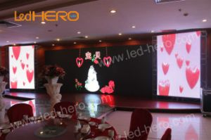P2.5 Indoor LED Sign/P2.5 High Definition LED Commercial Display/Small LED Display pictures & photos