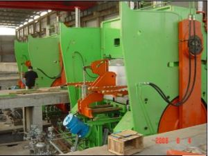 Double Molds Tyre Manufacturing Rubber Machinery