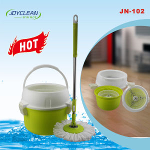 Joyclean Latest Model for Promotion Single Bucket 360 Spin Magic Mop pictures & photos