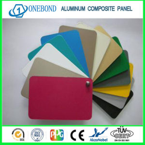 Onebond Fireproof Aluminum Composite Panel for More Fire Safety pictures & photos